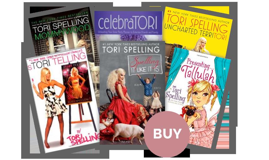 Tori's Books